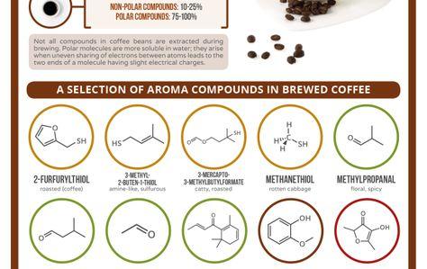Coffee Aroma Chemistry Aroma Chemistry Compound Interest