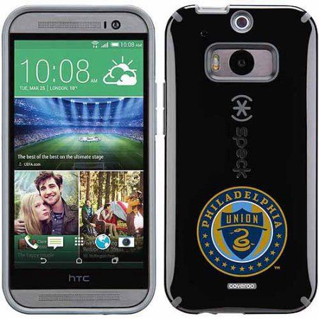 official photos ba061 c30f3 Philadelphia Union Emblem Design on HTC One M8 CandyShell Case by ...