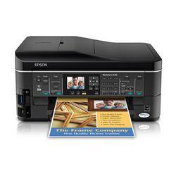 Epson Workforce 630 Support Driver For Windows 64 Bit 32 Bit Epson Printer Epson Brother Printers