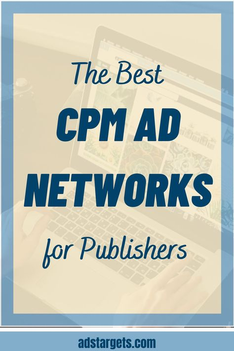 CPM Ad Networks