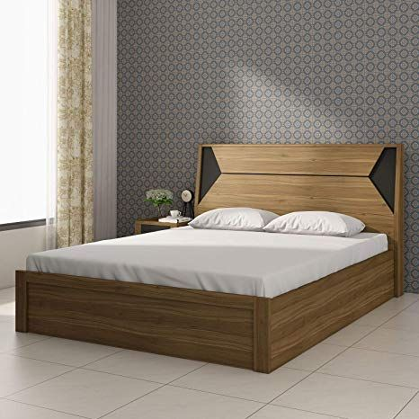 Home Centre Quadro Edge King Size Bed With Box Storage Single