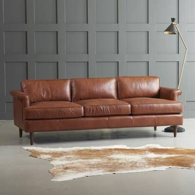Foster Leather Sofa Living Room Sofa Best Leather Sofa Leather