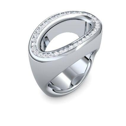 Ausgefallene diamantringe  Ausgefallene Diamantringe für die große Liebe - 10 wunderschöne ...