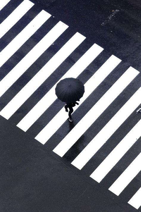 Creative Rain Series by Yoshinori Mizutani / inspiration, photography, black and white, design, art
