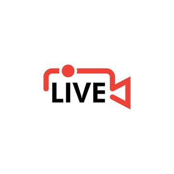 Live Icons Template Icons Streaming Live Broadcast Logo Template Label Social C Stream Player Style Communication Broad Icon Design Free Graphic Design Tv Icon