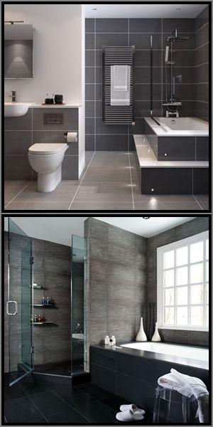 Floor Bathroom Tiles Ideas 30 Bathroom Tile Ideas Absolutelly Bathroom Colors Gray Tile Bathroom Bathroom Colors