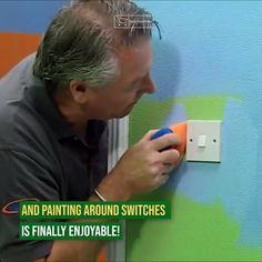 Get OFF Super Easy DIY Wall Painting - diy family room ideas,diy family room makeover,diy family room