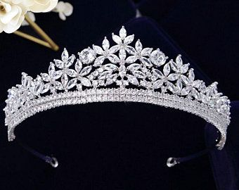 Luxury Bridal Tiaras And Your Dream Wedding By Mysoulmatewedding In 2020 Luxury Bridal Bridal Tiara Dream Wedding