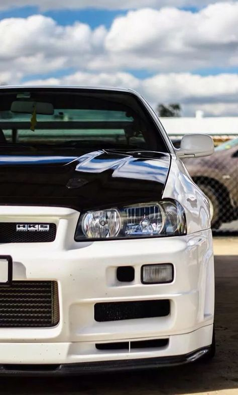 199 Best Nissan Skyline R34 GTR Images On Pinterest | Cars, Import Cars And  Motorcycle