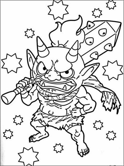 Yo Kai Watch 13 Dibujos Faciles Para Dibujar Para Ninos Colorear