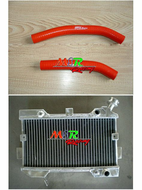 BLUE Silicone Radiator Hose Coolant Pipe For 2006-2009 SUZUKI LTR450 LTR450R NEW