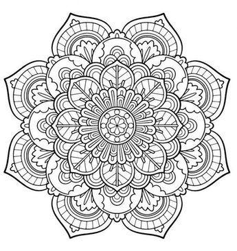 1001 Coole Mandalas Zum Ausdrucken Und Ausmalen Mandala Coloring Mandala Coloring Pages Mandala Coloring Books