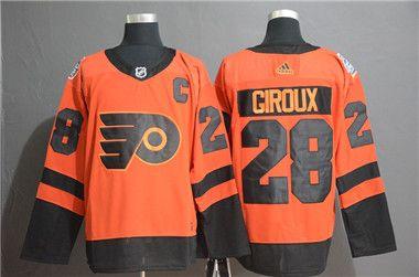 info for 6bc73 9ee53 Flyers $28 Claude Giroux $Orange $2019 $NHL Stadium Series ...