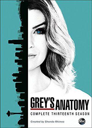 Grey S Anatomy The Complete Thirteenth Season Anatomía De Grey Grey S Anatomy Greys Anatomy Frases