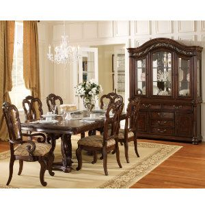 Lovely Kb Jpeg Dining Dining Rooms Art Van Furniture Michigan S Furniture....KEEP  THE FAMILY TRADITION W/THIS BEAUTIFUL TRADITIONAL DINNINGROOM SET !!!