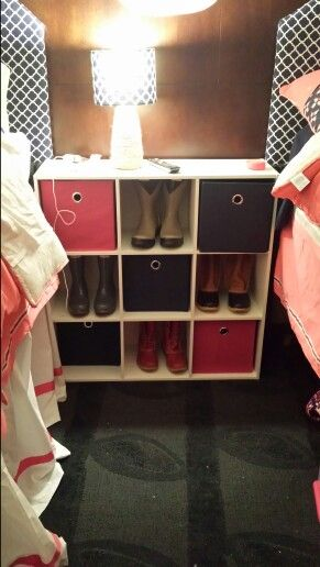 #beanboots #hunterrainboots a great addition to our dorm room! IUPUI dorm room decor