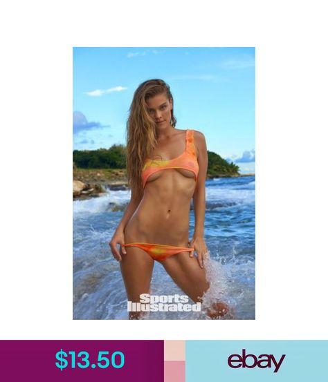 BARBARA PALVIN SI Swimsuit Model Sports Illustrated Bikini BC02 Multiple Sizes