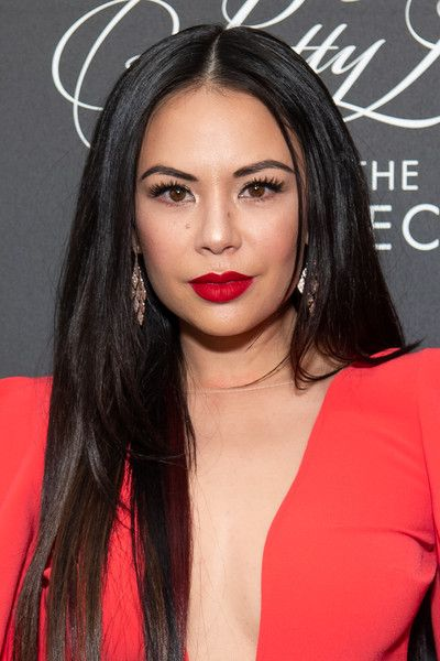 Janel Parrish Photos - Janel Parrish arrives at the 'Pretty Little Liars: The Perfectionists' premiere at Hollywood Athletic Club on March 15, 2019 in Hollywood, California. - 'Pretty Little Liars: The Perfectionists' Premiere - Arrivals
