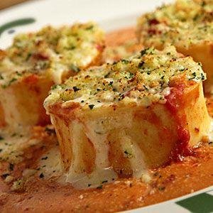 lasagna rollata al forno