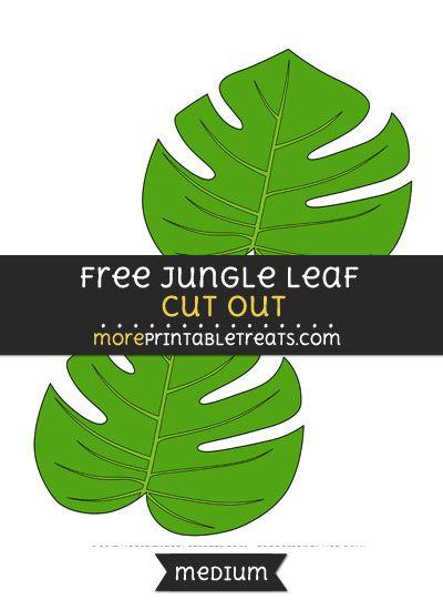 Pin On Jungle Safari Theme Printables