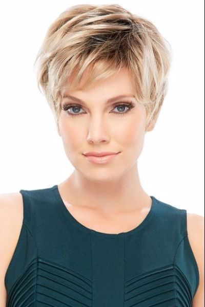 30 Most Attractive Short Hairstyles For Thin Hair Haircuts Hairstyles 2021 Short Hair Styles Short Thin Hair Thin Hair Haircuts