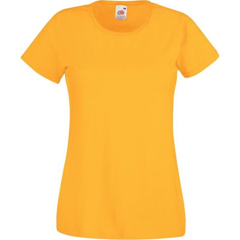 T-shirt Fille Fruit of the Loom