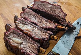 Bbq Beef Short Ribs Recipe Traeger Grills Recipe Beef Short Ribs Bbq Beef Short Ribs Jerky Recipes