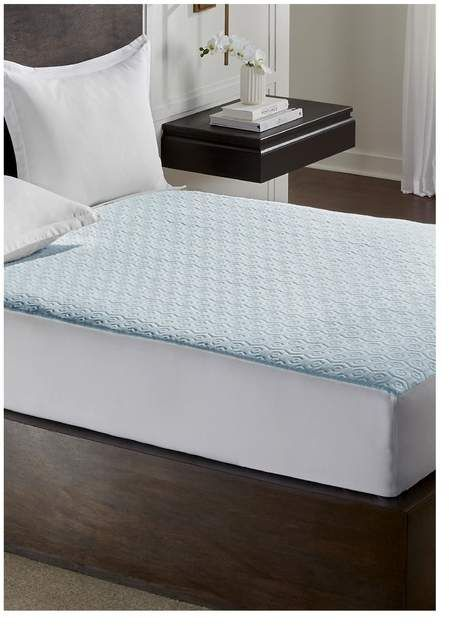 Rio Home Twin Xl Hydrologie Cooling Waterproof Mattress Pad