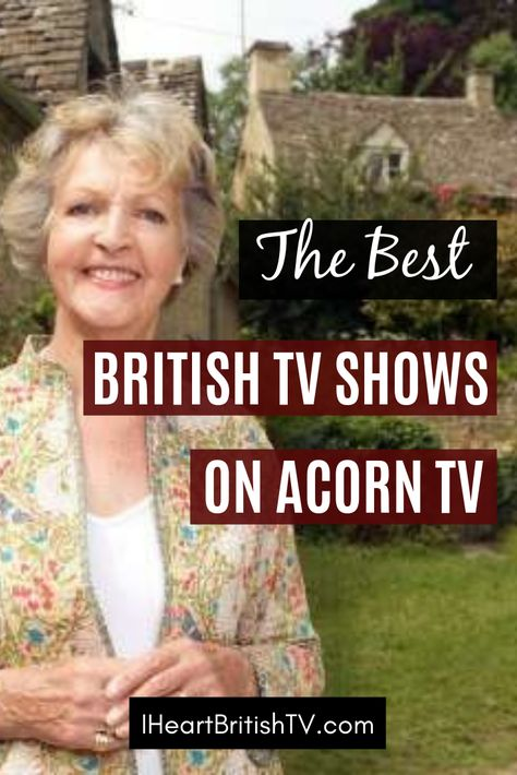 The Best British TV Shows on Acorn TV – wanderlust Mystery Date, Mystery Show, Mystery Film, British Period Dramas, British Comedy, British Tv Comedies, British Books, Prime Tv, Prime Movies