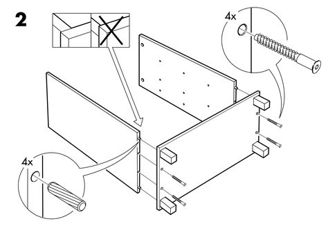 Image for Ikea Furniture Assembly Instructions Capstone