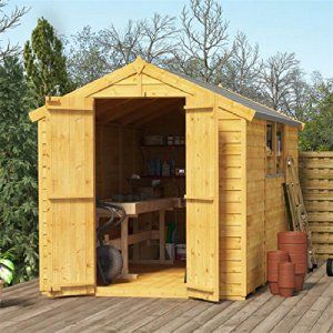 10 X 6 Garden Sheds And Summerhouses Garden Buildings Direct Timber Garden Sheds Apex Shed