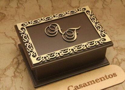 Molduras Para Caixa De Lembrancas Casamento Mdf 3mm Empresarial