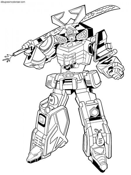 Power Ranger Samurai Megazord Coloring Pages Power Rangers Coloring Pages Coloring Pages Power Rangers Dino Charge