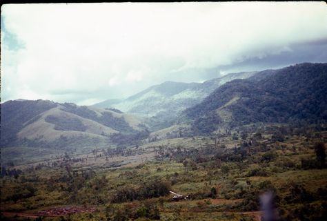 https://flic.kr/p/64tqY9 | Vietnam 1967-68 | The beautiful and hairy Central Highlands.