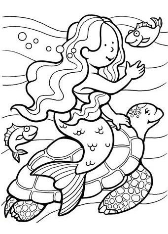Top 25 Free Printable Little Mermaid Coloring Pages Online Mermaid Coloring Pages Pirate Coloring Pages Mermaid Coloring