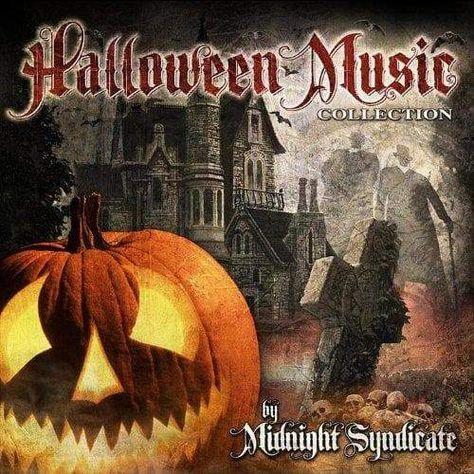 Halloween Music Collection - Black