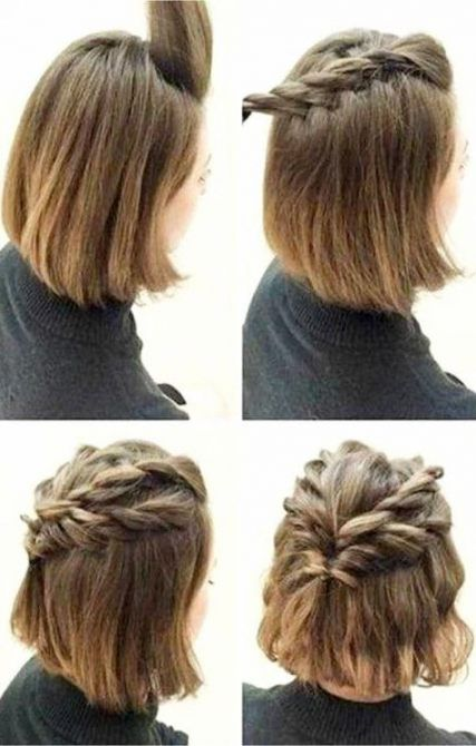 New Wedding Hairstyles For Kids Short Hair 37 Ideas Easy Everyday Hairstyles Lazy Girl Hairstyles Prom Hairstyles For Short Hair