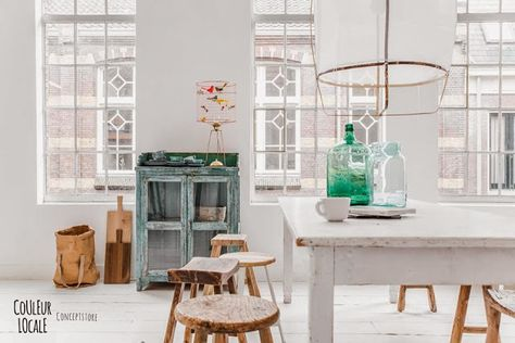 Conceptstore Couleur Locale : Couleur locale concept store belge turquoise