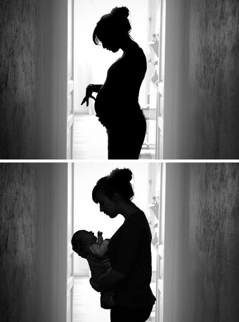 Pregnancy is a beautiful yet fleeting moment in many women's lives. When you are pregnant,… Maternity Pictures, Baby Pictures, Maternity Styles, Cute Pregnancy Photos, Maternity Silhouette, Maternity Photography Poses, Pregnancy Photography, Belly Painting, Foto Baby