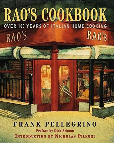Rao's Cookbook: Over 100 Years of Italian Home Cooking - Multicolor
