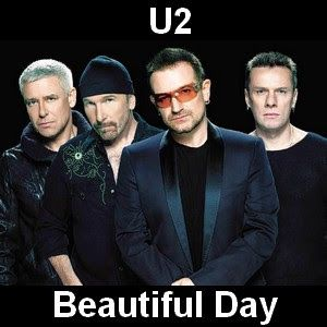 U2 Beautiful Day Letras Y Acordes Canciones Y Beautiful