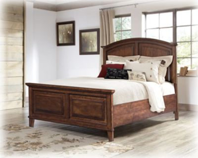 Awesome B565 54 Ashley Furniture Burkesville Queen Panel Footboard   Bedroom    Pinterest   Bedrooms