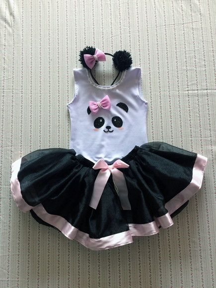 Vestido Panda No Elo7 Dynasty Atelier Cfc8b0 Festa De Panda Aniversario De Panda Festa De Aniversario Do Panda