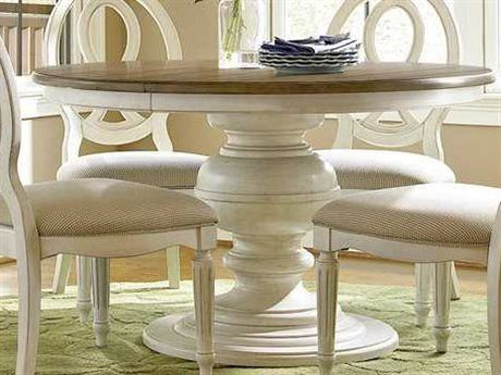Universal Furniture Summer Hill 50 Round Cotton Dining Table