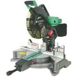 Hitachi Power Tools Saw 12 Inch Compound Miter C12fdh Hitachi Power Tools Electric Power Tools