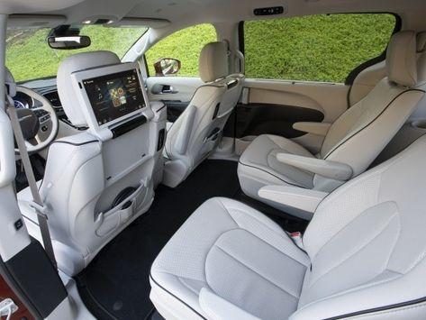 2016 Toyota Sienna Interiors Toyota Sienna