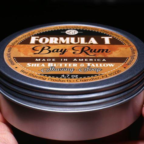 Bay Rum is back at WSP! #bayrum  #wetshavingproducts #shaveagainstthegrain #shavingculture #shaving #wetshaving  #shavelikeaman #shavelikeyourgrandpa  #shavingsoap #shavingcream #artofmanliness #artofshaving #mensgrooming #madeinusa #madeinamerica #americanmade #shavetheman