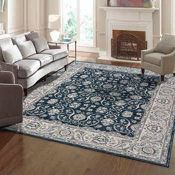 Thomasville Timeless Classic Rug Collection Alden Denim Classic