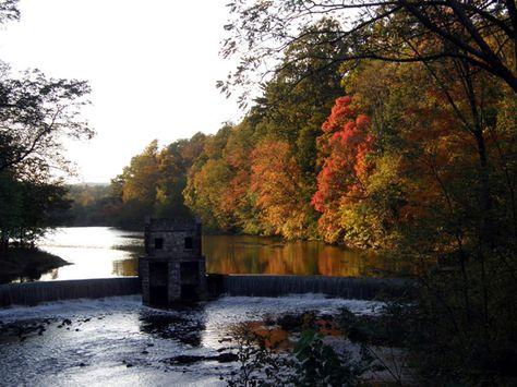 Historic Speedwell Ironworks  © Mary Shadbolt: Morristown, NJ