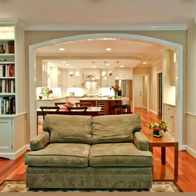 Dc Metro Arch Doorway Design, Pictures, Remodel, Decor And Ideas |  Vandershuere House | Pinterest | Arch Doorway, Sunrooms And Wainscoting